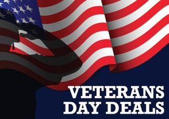 Veterans Day Deals 2019